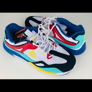 RBX Mens Athletic Shoes Multicolor Running Mesh!!!
